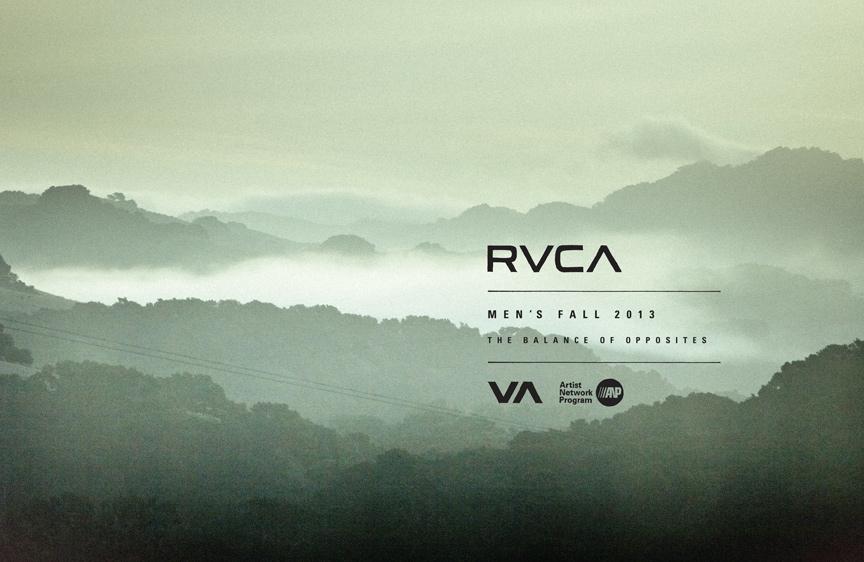 RVCA FALL13