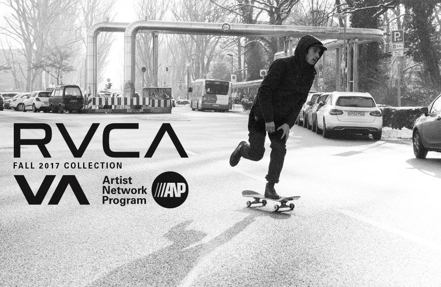 RVCA FALL2017
