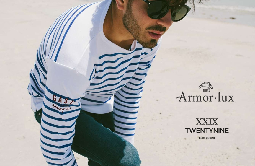 TWENTY NINE – ARMOR LUX
